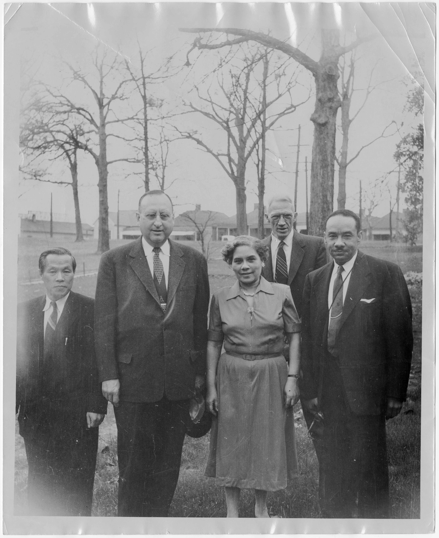 Selma and Harry Richardson