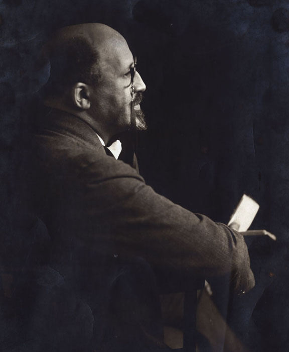 Dr. W. E. B. Du Bois during his tenure at Atlanta University from 1897 to 1910 established a department of sociology <br />