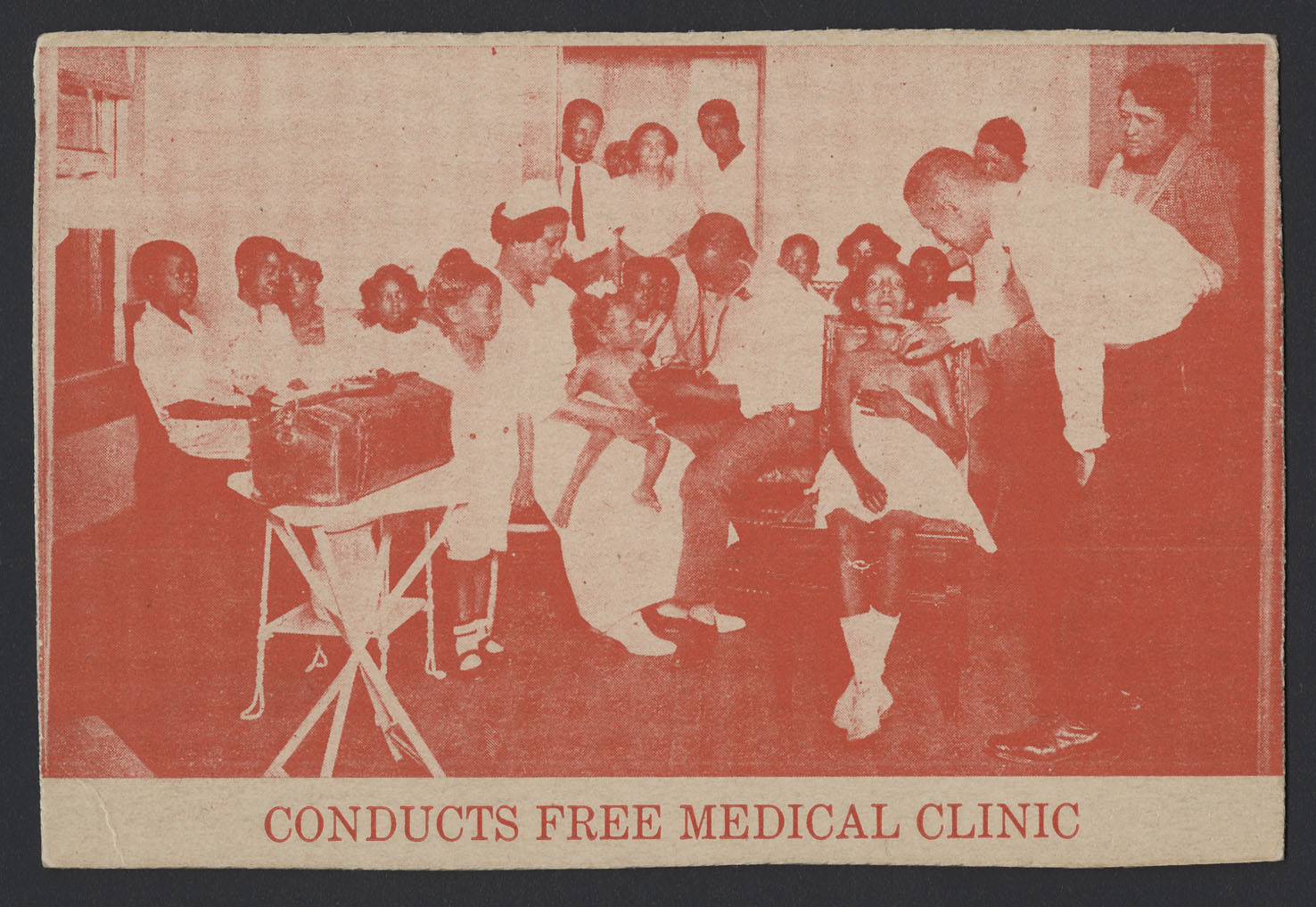 Free Medical Clinic, Summerhill