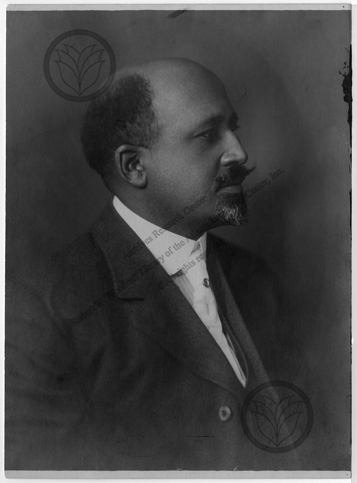 W.E.B. Du Bois<br />