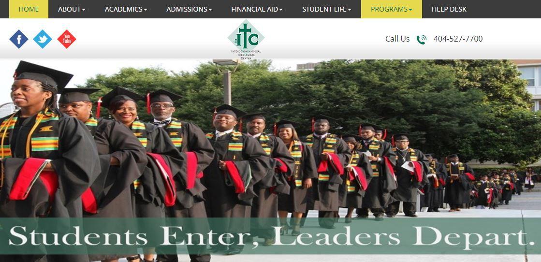 ITC website