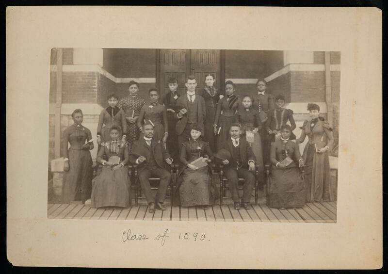 Atlanta University Class of 1890
