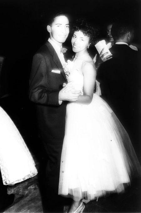 Unidentified couple, c. 1960<br />