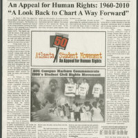 """An Appeal for Human Rights"""