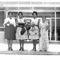 Four Female Students