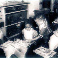 Spelman Nursery School, c. 1940<br />