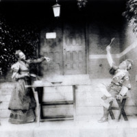 Taming of the Shrew presented Class Day, Atlanta University, 1906<br />