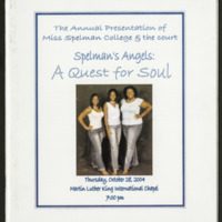 The Annual Presentation of Miss Spelman College  & the Court