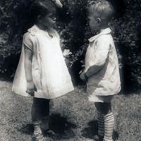 Nursery schools students, Spelman, c. 1931<br />