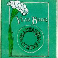 1933-1934 Year Book of the Chautauqua Circle