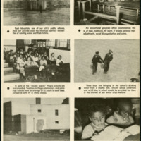 """The Negro School Child in Atlanta, A Report in Pictures,"" page 2"