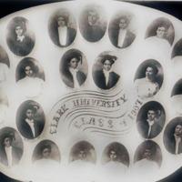 Class of 1907, Clark<br />