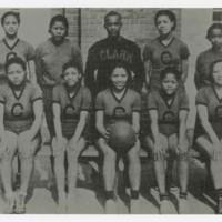 The Clark University Women's Champion Basketball Team