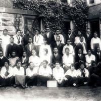 Geometry Class, Clark, 1921<br />