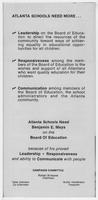 Benjamin E. Mays Board of Education