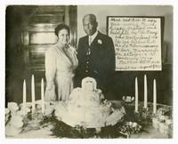 Benjamin E. Mays and Sadie Gray Mays